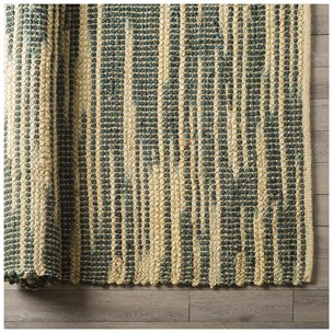 Picture of 70005 - Deakin 8 x 10 Multi-Colored Jute Hand Woven Rug