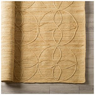 Picture of 70010 - Dominion 8 x 10 Brown Jute Braided Rug