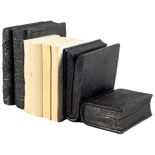 Picture of 67180 - Dickens Black Book Bookends