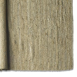 Picture of 70014 - Dowdall 8 x 10 Tan Cotton, Jute, and Leather Rug