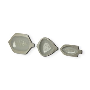 Picture of 68060 - Samira Set of 3  Metal Decorative Fish Trays