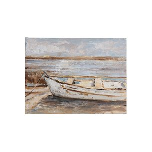Picture of 101504-S -Weathered Rowboat II (36 x 27)