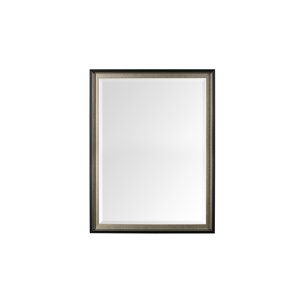 Picture of MIRD192-D019-3040 - Black Champagne Bev Mir 30 x 40