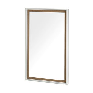 Picture of MIRD209-D177-3660 - White Natural Bev Mir 36 x 60