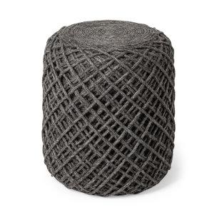 Picture of 68731 -Allium Pouf (Dark Gray)