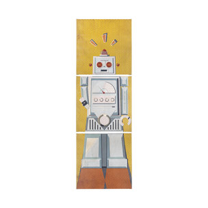 Picture of 101769-L -Robot I (Set 3) (30 x 30)
