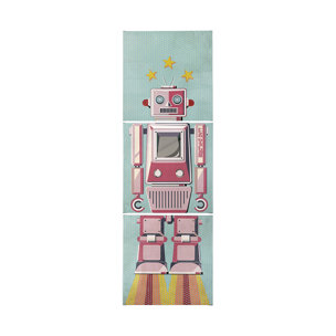 Picture of 101771-L -Robot III (Set 3) (30 x 30)